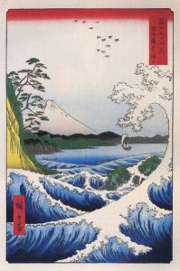 397px-Hiroshige_Mt_fuji_2