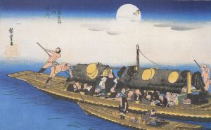 800px-Hiroshige_A_ferry_on_the_river