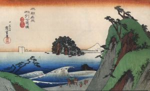 800px-Hiroshige_A_great_wave_by_the_coast