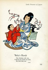 Little Pictures of Japan pg. 7 ('Baby's Hands')