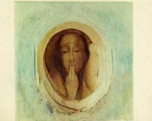 Redolon, 'Silence,' postcard