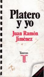"""""""Platero y yo"""" (Taurus Ediciones, 1974)"""