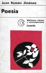 "Juan Ramón Jiménez, ""Poesía"" (Buenos Aires: Editorial Losada, Cátedra, 1968)"