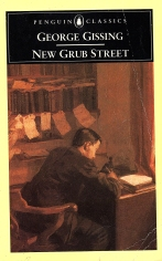 cover, 'New Grub Street'