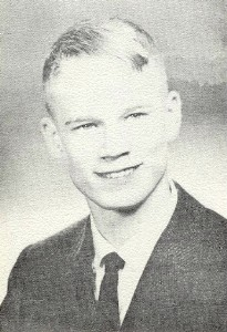 M. Calvin (Cal) Mosher, Hopedale, MA High School, 1963