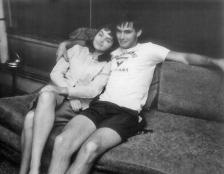 Kathy Phair and Richard Derby