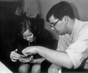 Nicki Bernard and Dick Ryan