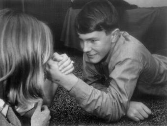 Pam Corley and Bruce Matthews