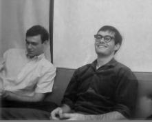 Phil Pierce and Richard Derby
