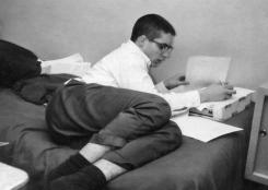 Roger Smith, Brookline, MA, 1964