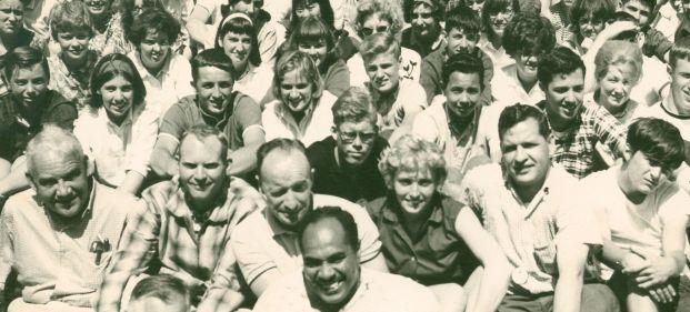 Star Island, group photo, 1964