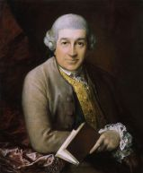 David Garrick, portrait by Thomas Gainsborough