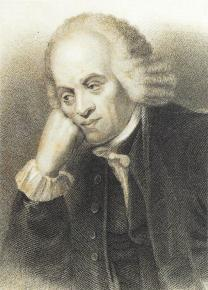 Michael Johnson (Samuel Johnson's father)