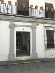 10 calle Juan Ramón Jiménez, Moguer; now a museum