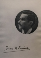 photo of Juan Ramón Jiménez as a young man