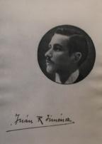 photo of Juan Ramón Jiménez as a young man