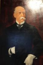 Don Victor Jiménez, father of poet Juan Ramón Jiménez,