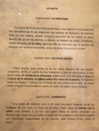 "typescript, Chapter XVIII of Platero y yo, ""la Fantasma"" (The Ghost)"