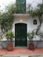 entrance to huerta de San Vicente (García Lorca's home)