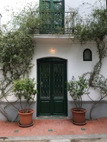 entrance to huerta de San Vicente (García Lorca's home)