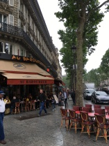 near the Gare du Nord