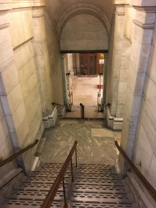 interior of New York Public Library, Stephen A. Schwarzman Building