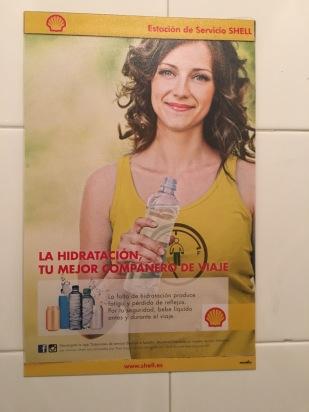 billboard near Málaga