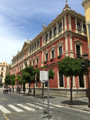 Plaza de San Francisco, Seville, Spain