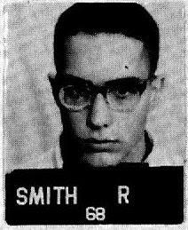 Roger, 'mug shot,' Brandeis University, fall 1964.jpg