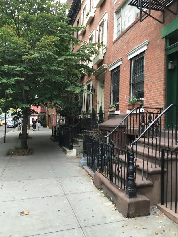 West Houston Street, Greenwich Village