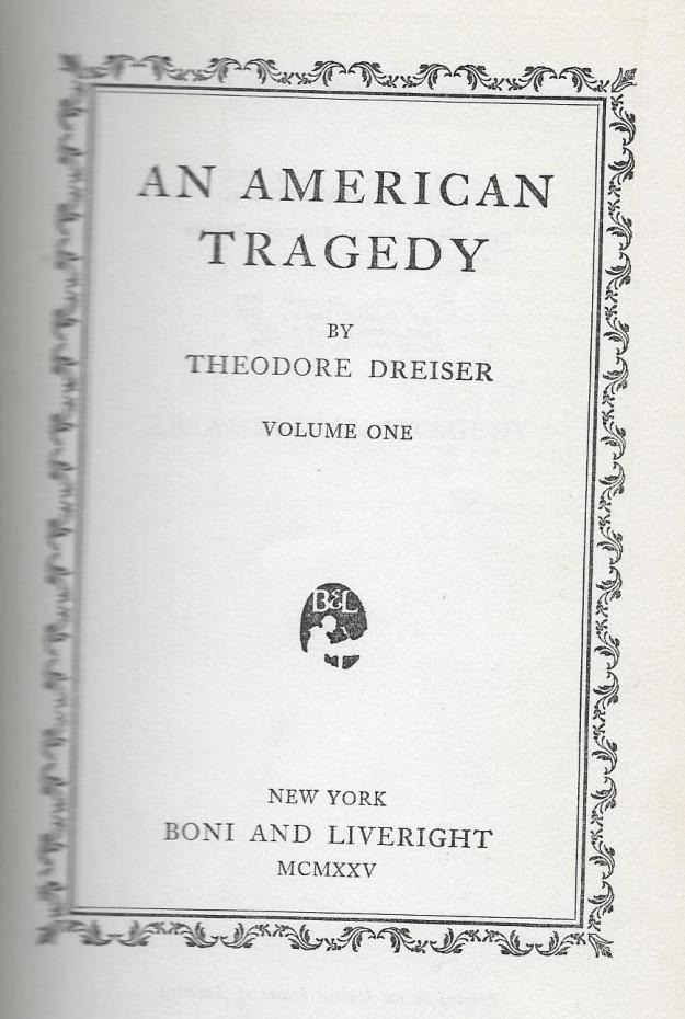 An American Tragedy cover - vol. 1 (1925).jpg