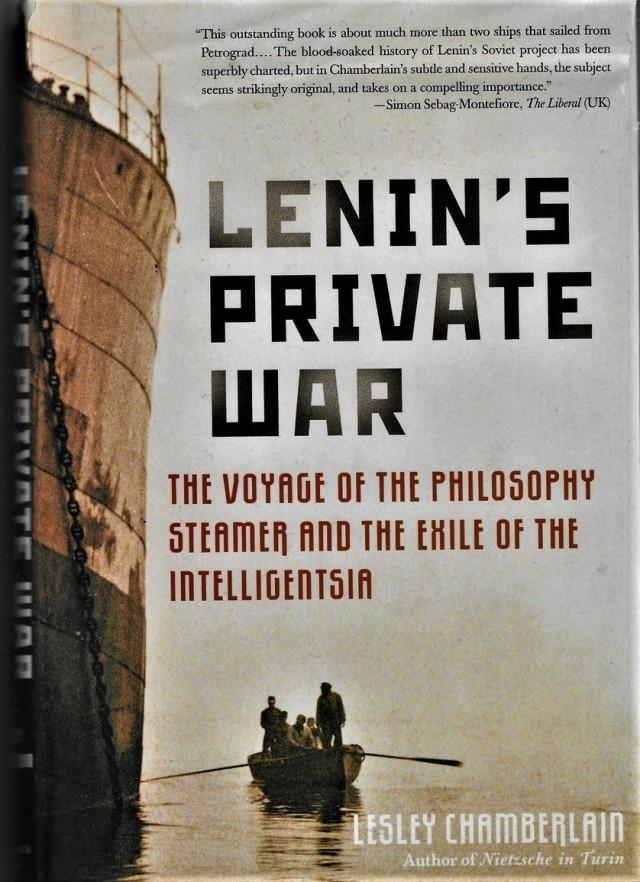 'Lenin's Private War'