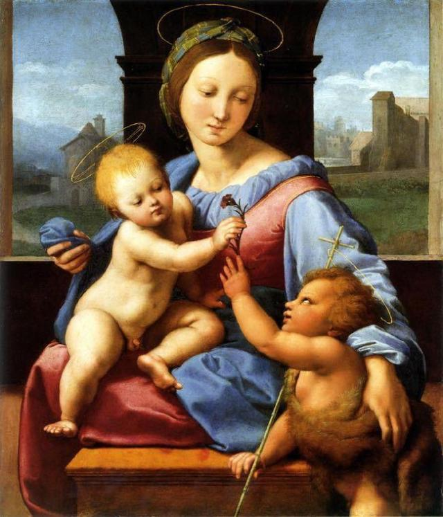 Raphael, 'Aldobrandini Madonna'