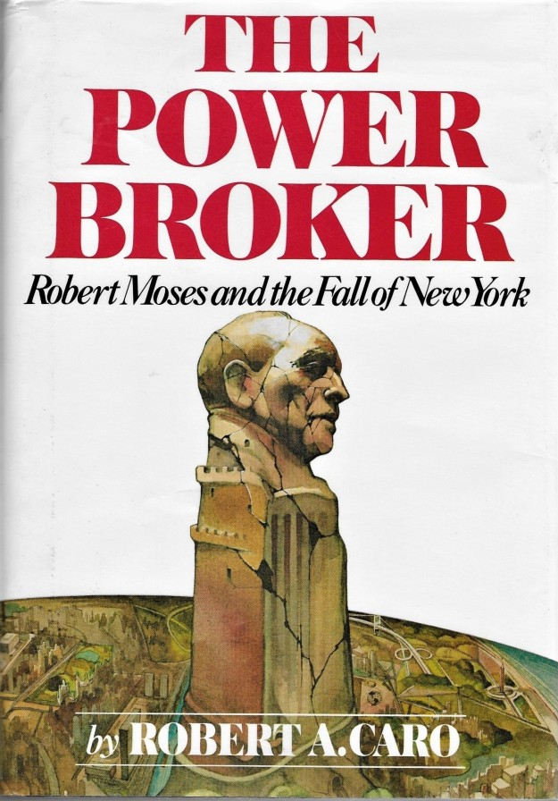 'The Power Broker' - cover