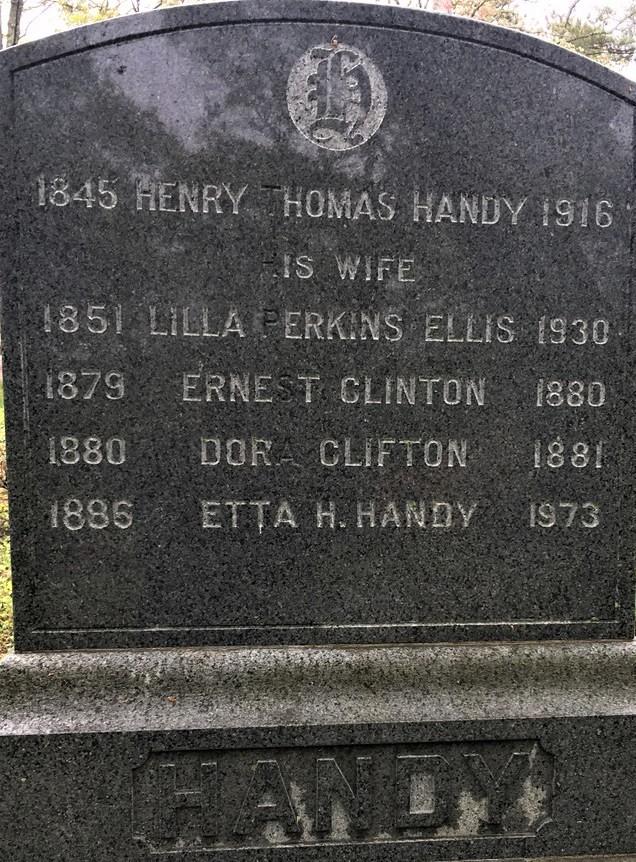 Henry T. Handy & family grave.jpg