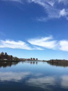 East River 2-08 p.m. 4-23-2017