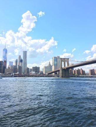 East River & Manhattan fr Bklyn Bridge Park 4-21 p.m. 6-21-2017 FINAL