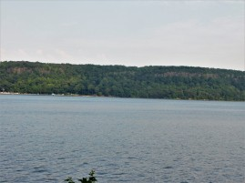 Hudson River from Inwood Hill Park ADJUSTED 9-28 a.m. 7-4-2017