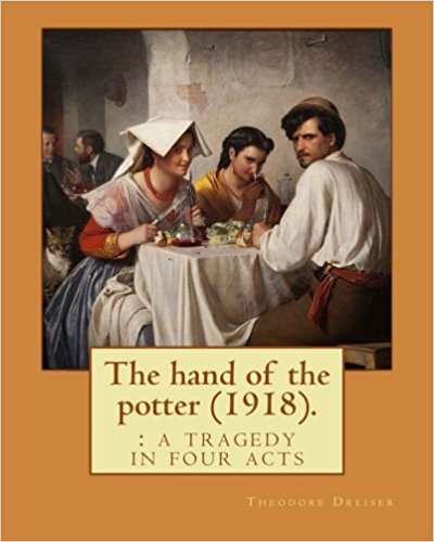 book cover, 'The Hand of the Potter' (Create Space).jpg