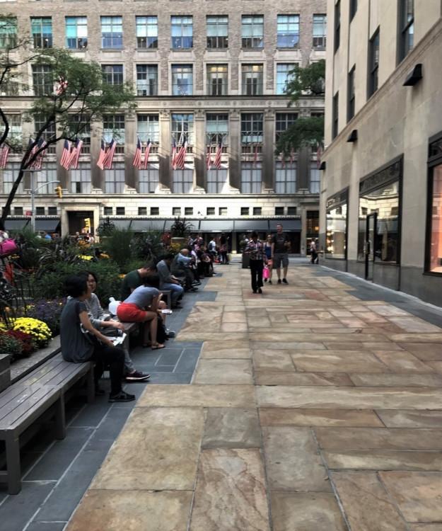 Rockefeller Center 4-01 p.m.-9-26-2017